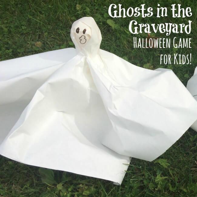 fun halloween games ghosts in the graveyard1