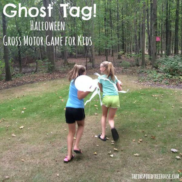 halloween party ideas for kids ghost tag 2