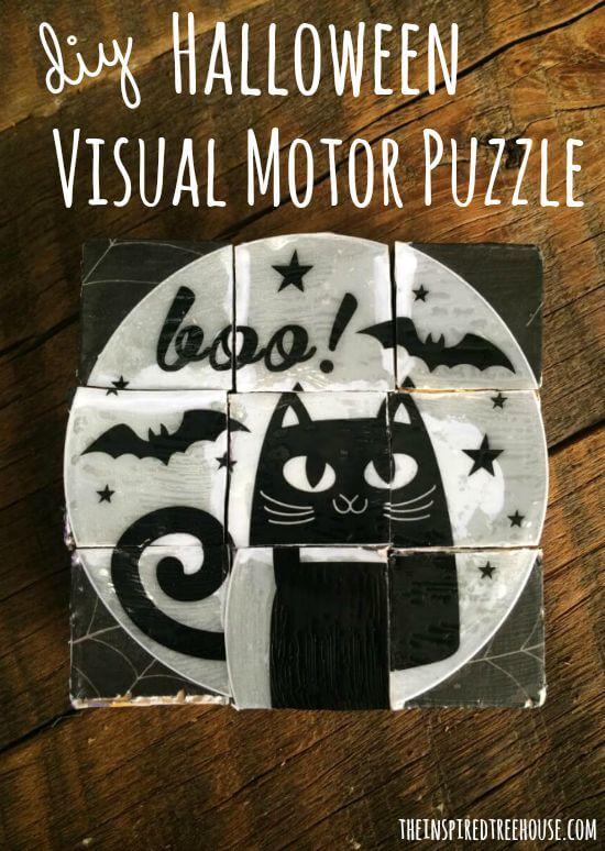 visual motor activities title