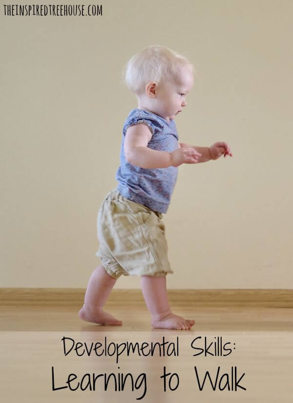 Learning to Walk | Parenting