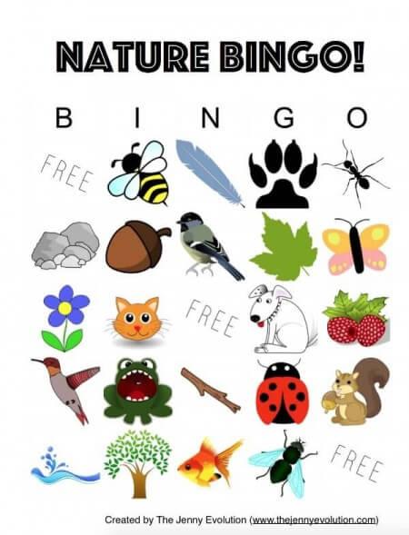 Nature-Bingo-Free-Printable