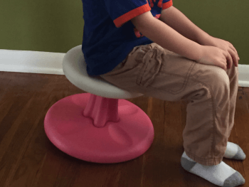 WHY WE LOVE THE KORE WOBBLE CHAIR!