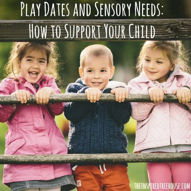sensory issues and play dates 2
