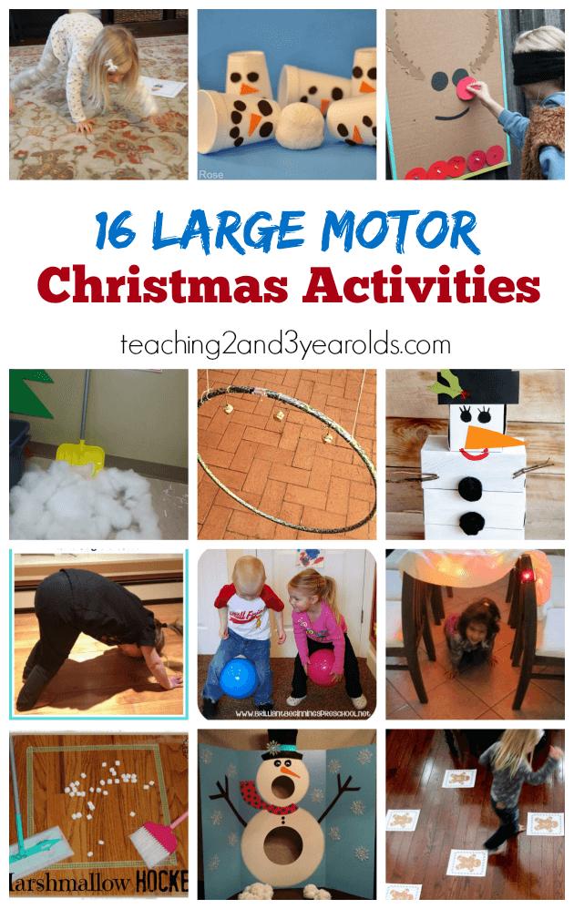Christmas-Large-Motor-Activities