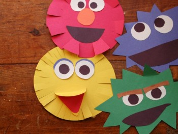 cutting craft for kids featured