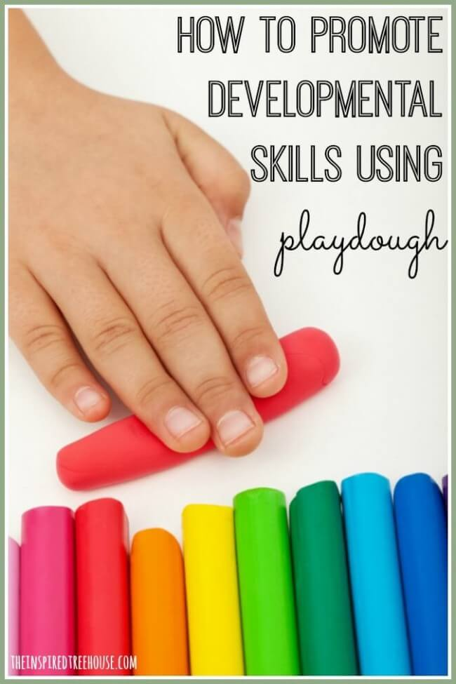 playdough and development title