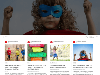 CREATE YOUR OWN MAGAZINE WITH FLIPBOARD
