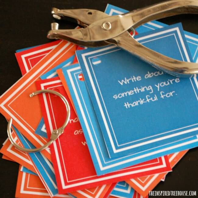 diy christmas gift ideas journal kit square 2