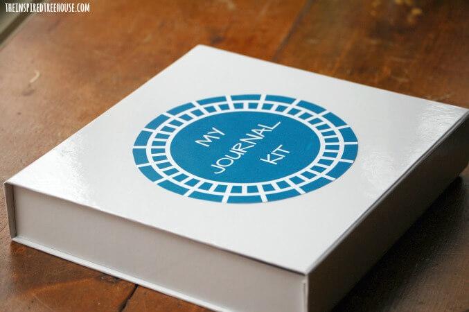 diy gift ideas journal kit 3
