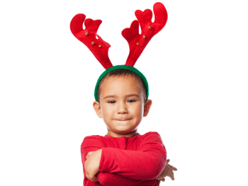 Reindeer Boot Camp: 6 Holiday Gross Motor Activities for Kids