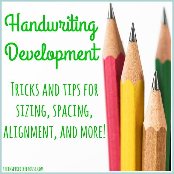 handwriting square