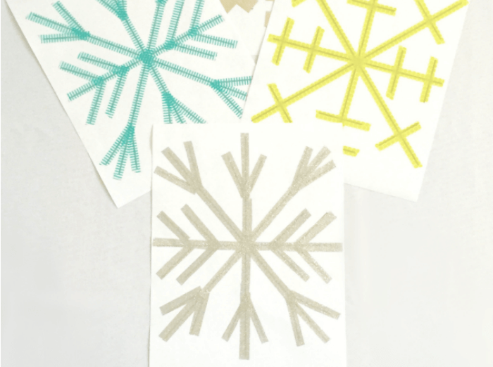 snowflake craft featured