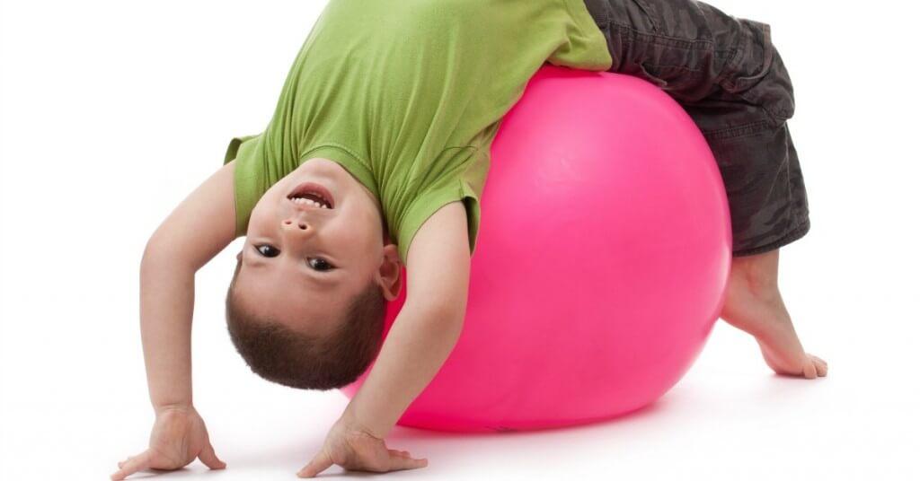 weak core muscles in kids fb