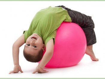 weak core muscles in kids featured