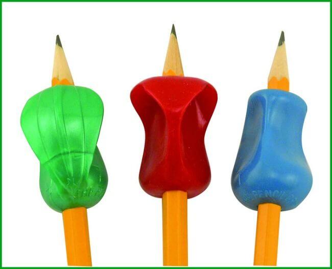 3 pack pencil grips horiz