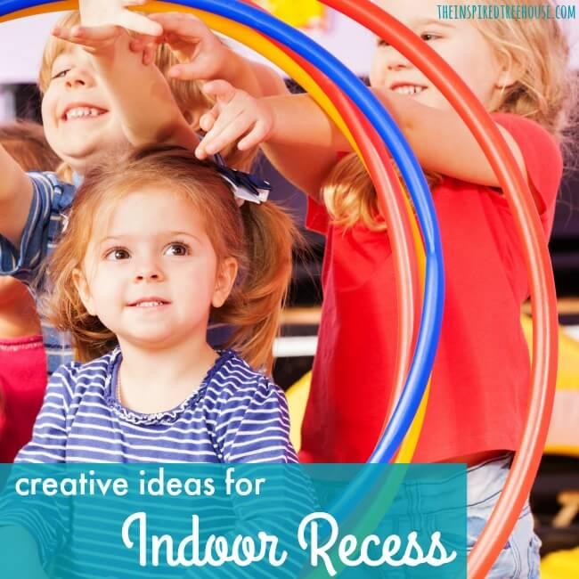 indoor recess games square