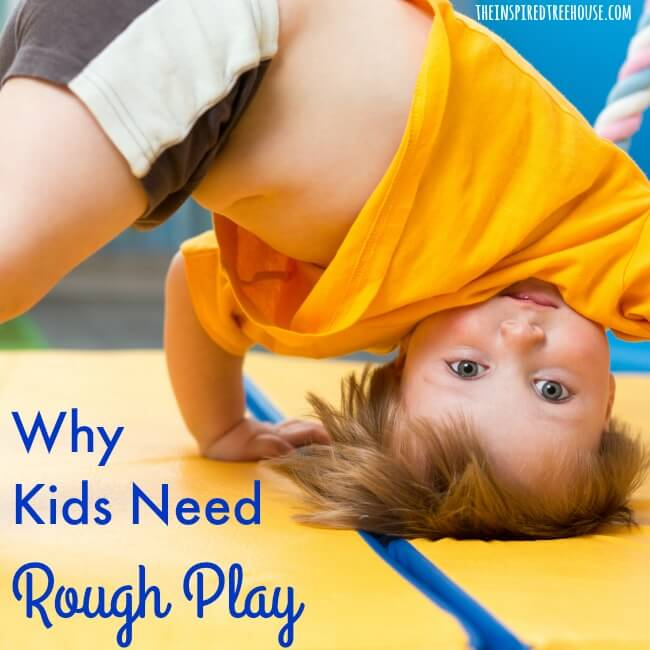 rough play square