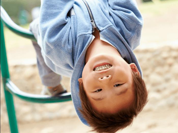vestibular activities upside down featured