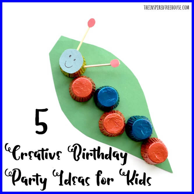 creative birthday part ideas for kids square 2