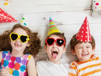KIDS BIRTHDAY PARTY IDEAS : 5 FUN THEMES, 27 PARTY IDEAS!