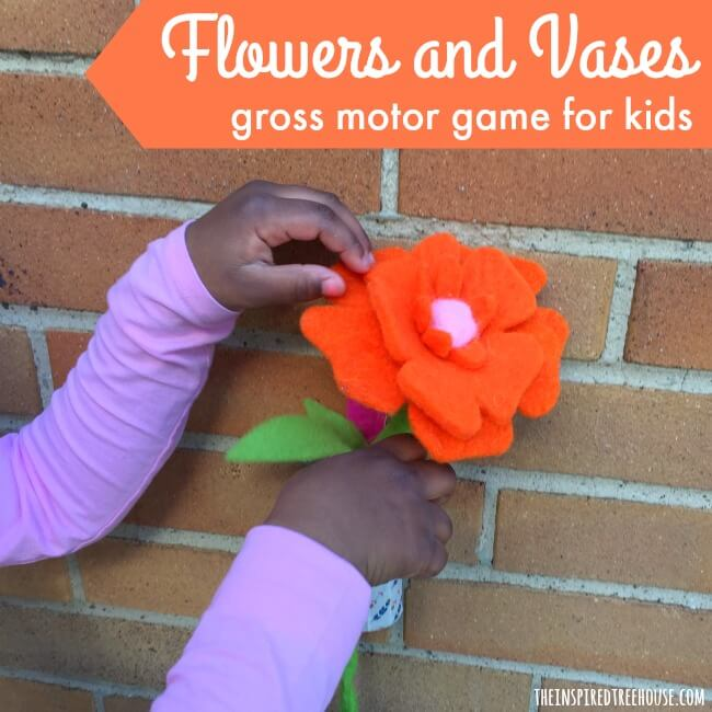 spring activities flowers and vases square