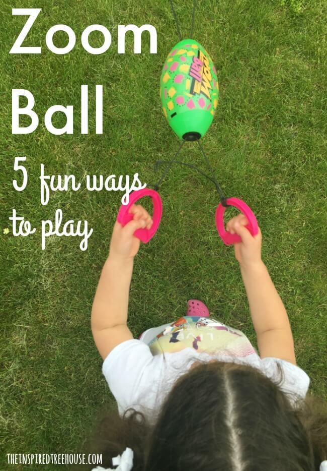 Zoom Ball 5 Fun Ways To Play The Inspired Treehouse