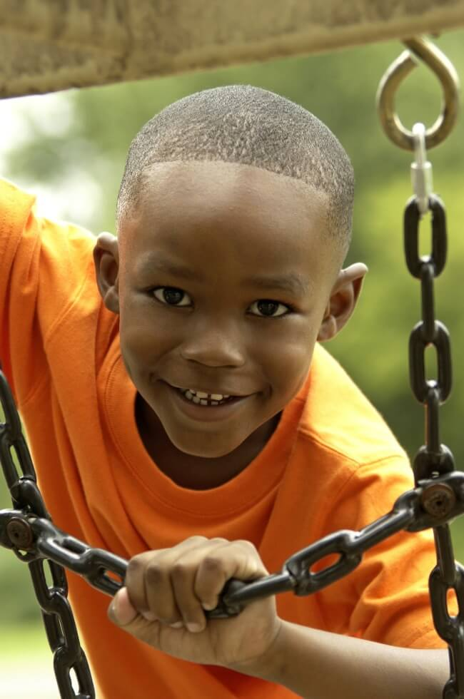 The Inspired Treehouse - Learn more about the effects of poverty on child development.