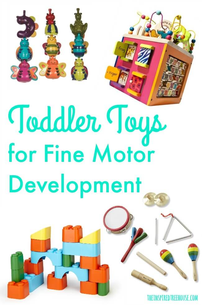 The ultimate child development gift guide the inspired treehouse Fine motor development toys