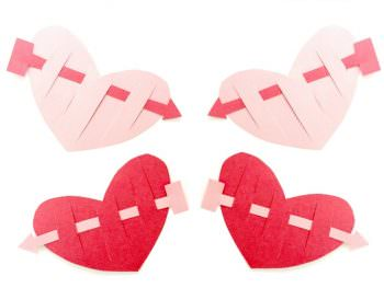 Valentine Crafts for Kids: Shot Through the Heart!