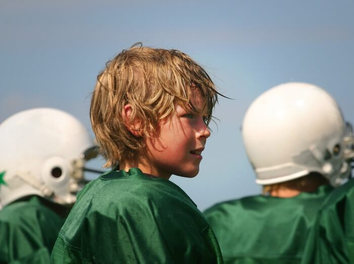 Why Your Child Avoids Contact Sports