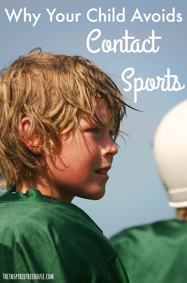 The Inspired Treehouse - There are many reasons that child might not be interested in or willing to play contact sports. Learn more here!