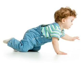 Developmental Milestones: Learning to Crawl