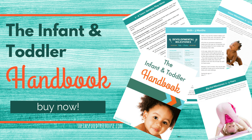 The Inspired Treehouse - The Infant & Toddler Handbook