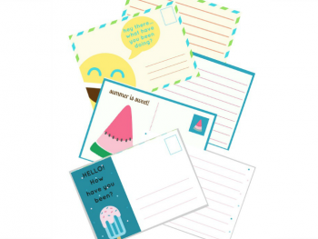 6 Summery Handwriting Printables for Kids!