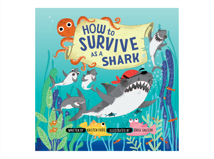 How to Survive as a Shark – Sensory Lesson Plan