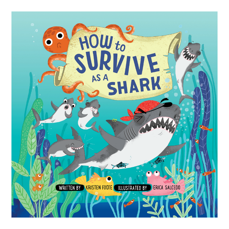 The Inspired Treehouse - This fun sensory lesson plan will give kids a glimpse into what it's like to be a shark!