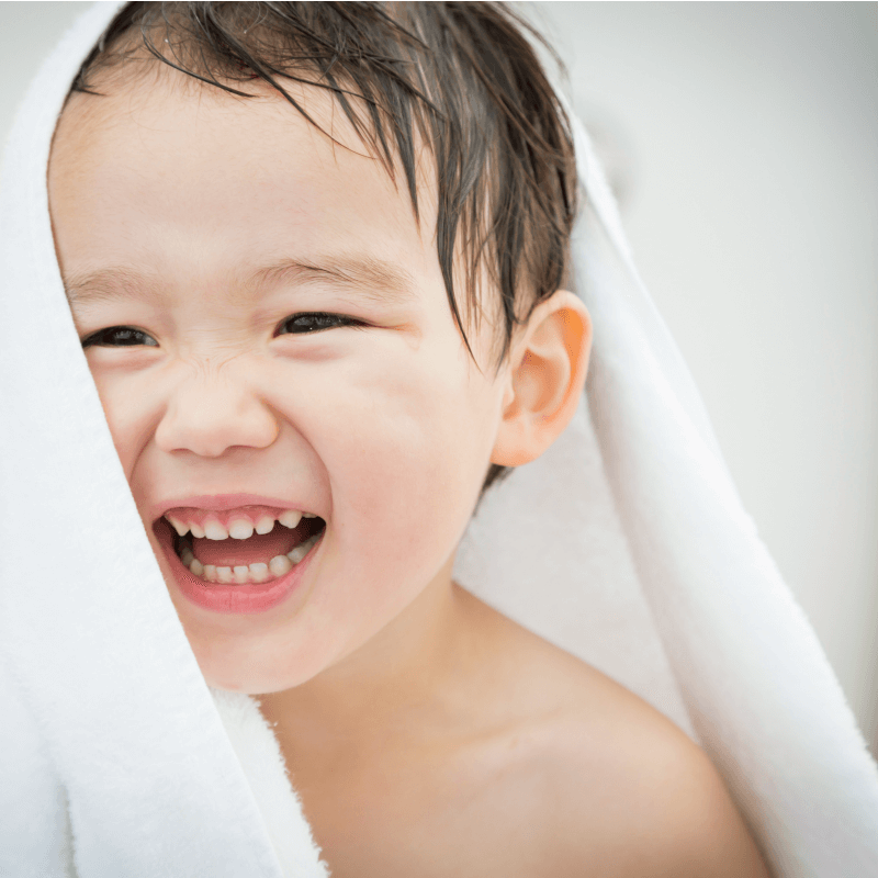 The Inspired Treehouse - Check out this speech-language pathologist's favorite ideas for promoting speech development during bath time!