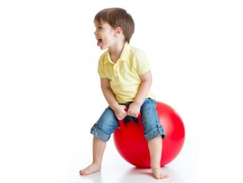 Alerting Sensory Input for Kids