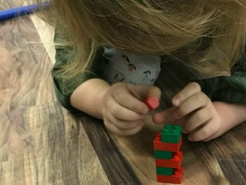 Fine Motor Patterning Holiday Game for Kids