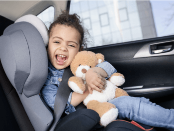 The Inspired Treehouse - Running from soccer practice to dance to dinner and more?  You can still have a car full of calm kids with these awesome sensory ideas for when you're on the go!
