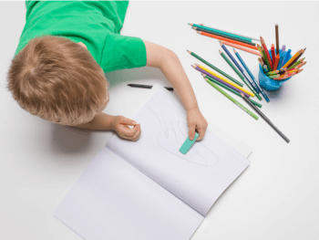 Simple Drawing Ideas: Tricky Prewriting Practice for Kids