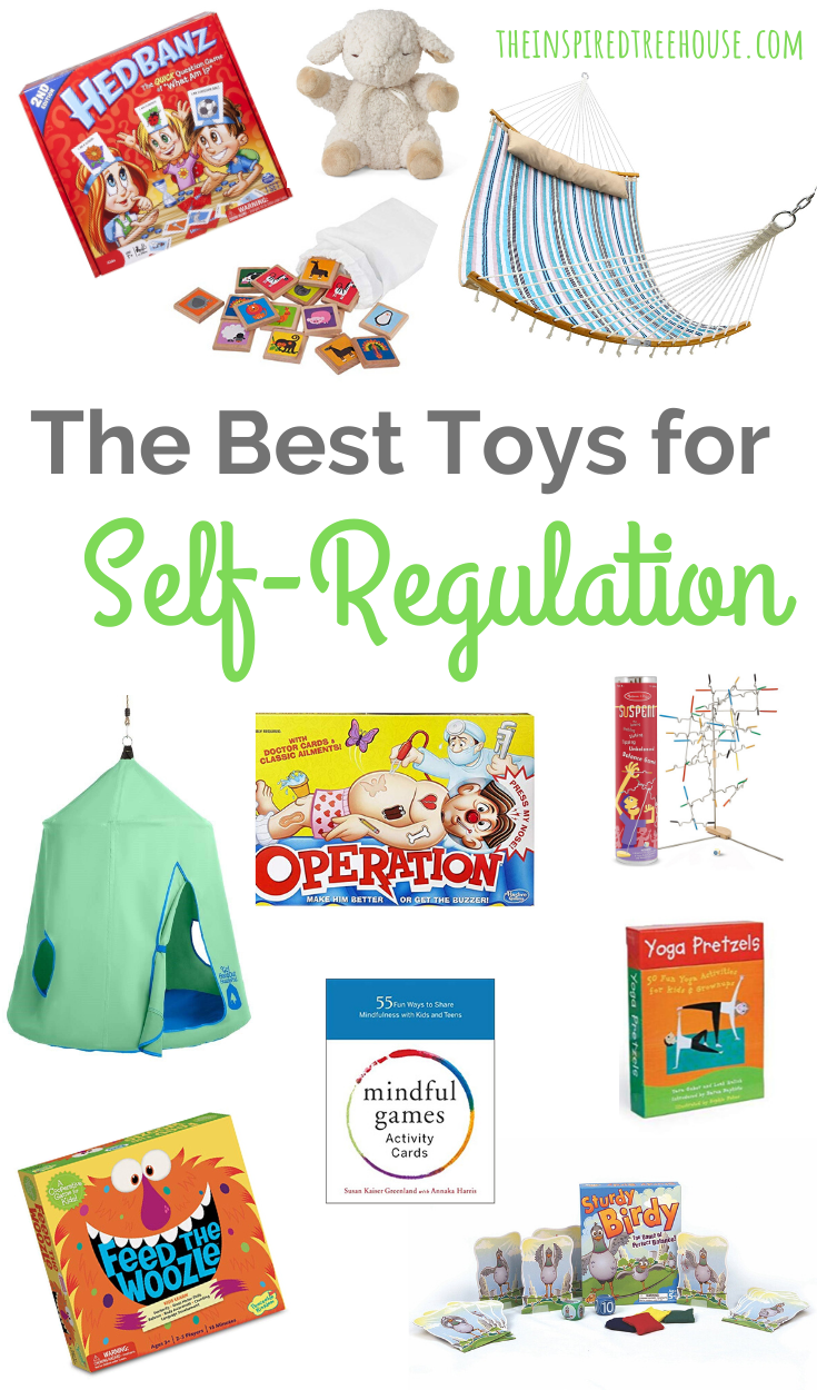 toys and games for self regulation