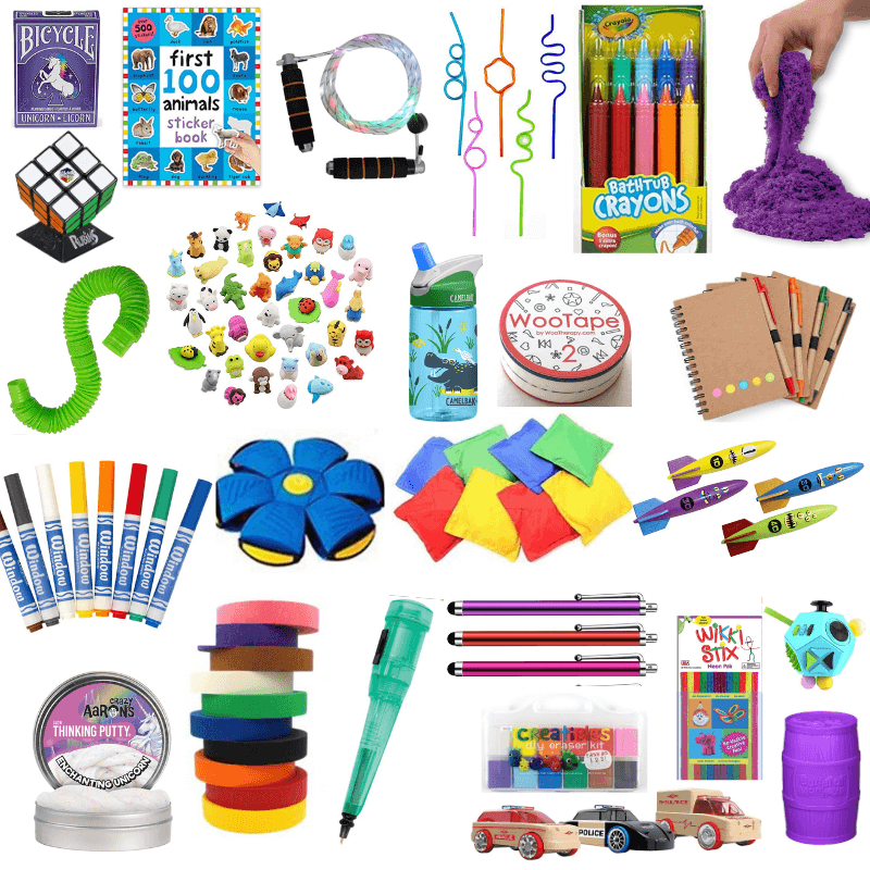 Last Minute Gift Ideas and Stocking Stuffers for Kids