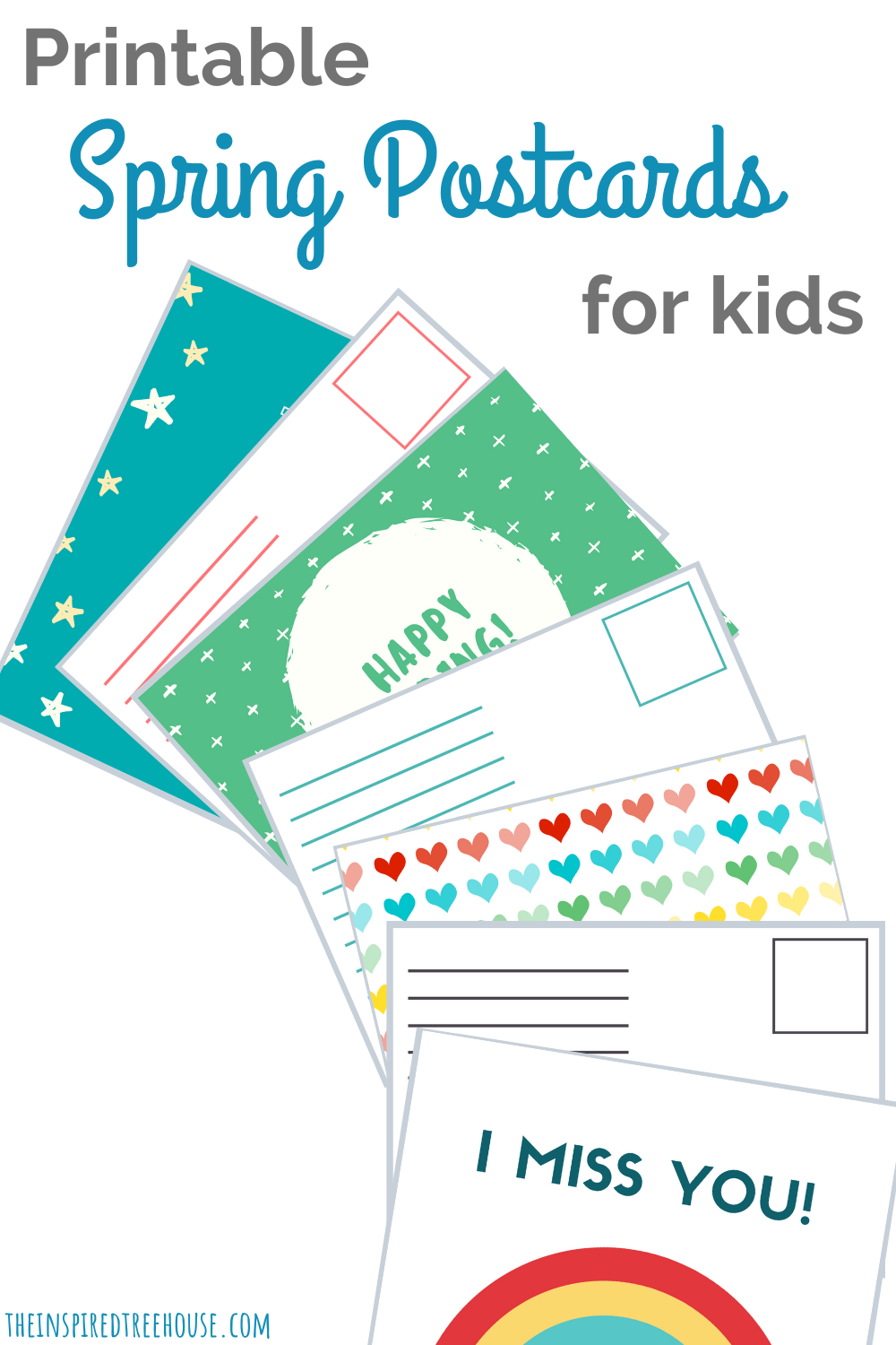 It is an image of Printable Postcards Templates regarding student